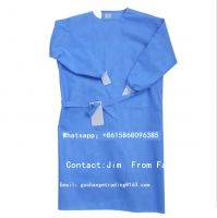 SMS breathable surgical gowns