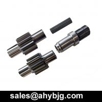 spline drive gear for hydraulic pump