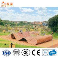 Cowboy Kids Playground Equipment for Amusement Park