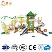 Cowboy Amusement Park Playground Equipment Manufacturer