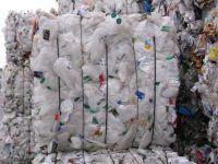 100% clear PET bottle scrap / PET flakes /recycled PET for sale