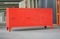 Metal TV Cabinet With StandFoot
