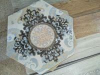 hexagon tile pocelain tile
