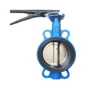 D71X/D341XSoft Sealed Butterfly Valve, Handle Butterfly Valve, Turbo B