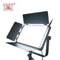 LED Panel Studio Video Light DMX 3200K-5600K Single/ Bi- Color High CR