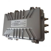 Baudcom Ethernet over Coax Modem - China Famous Brand EOC Modem