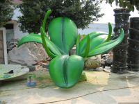 Garden Park Animal Sculpture FRP Ant Decorative Landscape