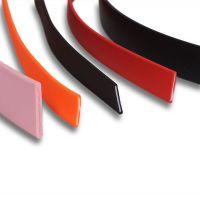 Custom Printing Pattern TPU/PVC Vinyl Coated Webbing for Underwear Accessories