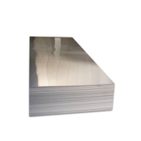 0.5mm thick Alloy 5052 Aluminum Sheet plate for construction