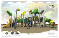 Playgrounds for school, for outdoor, for park, for kindergarten