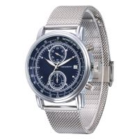 Fashion Waterproof Stainless Steel Decoration Watch