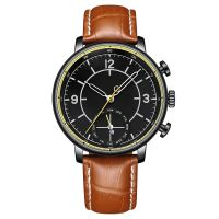 Auto Time Calibration Fitness Smart watch Waterproof Smart Hybrid Watch for Mobile Phone