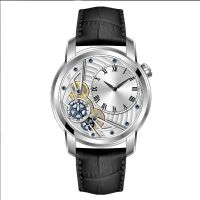 Luxury Tourbillion Men Watches Custom Mens Wholesale Automatic Mechanical Watch