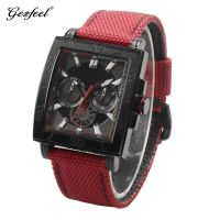 Hot Sale Men Stainless Steel Quartz Analog Hand Sports Wrist Watches