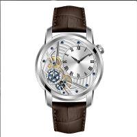 Luxury Tourbillion Men Watches Custom Mens Wholesale Automatic Mechanical Watch