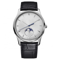 Hot Selling Stainless Steel Watches Men Moonphase Watch Japan Movement Customizable Watches for Men