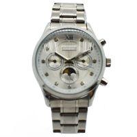 2019 Newest Deign Low Moq Quartz Stainless Steel Wrist Watch
