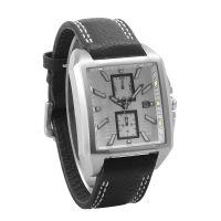 Wholesale Stainless Steel Minimalist Quartz Leather Band Watch
