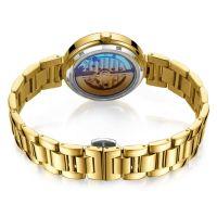 Elegence Watch Fashion Diamond Mechanical Female Watch Hollow Watch Custom Watch Menufacture
