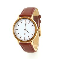 Fashion acceesories custom manchanical watch boxes cases wooden watch with low moq and cheap price