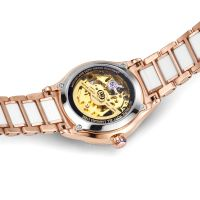 Custom  automatic mechanical watch for ladies