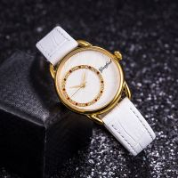 Gezfeel female watches with genuine leather