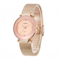 Wholesale gezfeel gold watches for women quartz watch