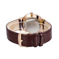 Trend Fashion Ultra Thin Minimalist Quartz Men Watches Branded Luxury Man Wrist Watch