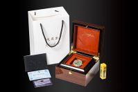 Hot Sale New Brand watch custom logo white jade watch for lover