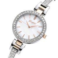 Custom beautiful New Design Brass Women Water Resistant Wrist Watch