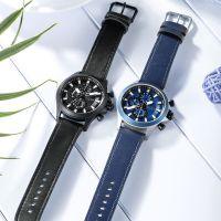 New Design Stainless Steel Watch Japan Movement Men Business Style Wrist Watch