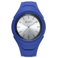 Custom Cheap Plastic Silicone Watch for Decoration