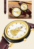 Custom Hot Sale Cheap Alloy Case Metal Gift Watch