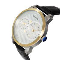 Custom Trendy Gift Analog Stainless Steel Case Men Wrist Watch OEM