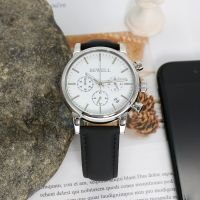 Custom Logo Fashion Stainless Steel IPS Japan Movement Chronological Wrist Watch