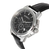 New Fashion Business Men Stainless Steel Quartz Watch Custom Logo