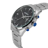 New Good Quality Stainless Steel Water Resistant Watch Mens Watches