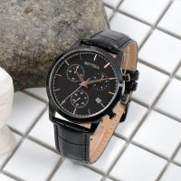 New Arrived Fashion Mens Chronograph Water Resistant Japan Movement Watches