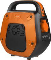 300W portable solar generator        Portable solar generator, power backup ,AC &