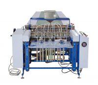 automatic paper feeder paper gluing machine