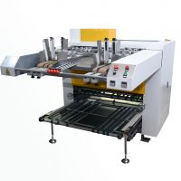 fully automatic V grooving machine