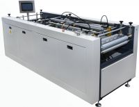Four-sided taping machine (hard cover machine)