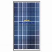 280W 60-cell poly solar module