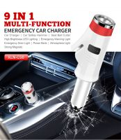 Car charger usb2.0 5V/12V/24V factory wholesale