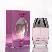 Lovali new arrival Goddess Pink  Eau De Parfume Natural Spray 100ml 3.4fl oz perfume spray