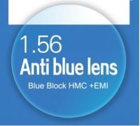 CR39 1.56 Hard Coated lenses