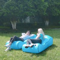 inflatable sofa�air bed�inflatable chair�Folding inflatable sofa without pump, super light and portable