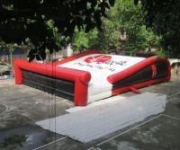 5007937-Factory Price Bmx Skiing FMX Inflatable Stunt Jump Big Airbag Landing