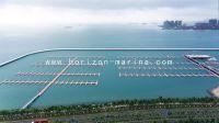 Floating Pontoon Aluminum Pontoon Floating Dock Jet Ski Dock Floating Pontoon Plastic Pontoon