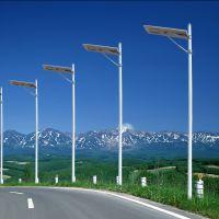 20W 40W 60W80W All-In-One Solar LED Street Lamp Parking Lot Light